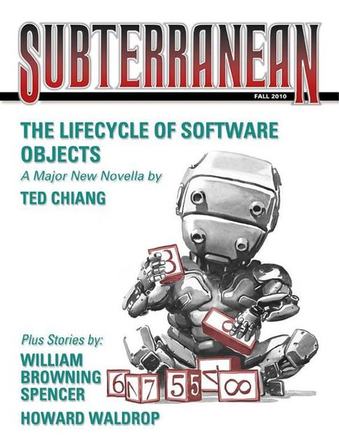 The Lifecycle of Software Objects, Ted Chiang