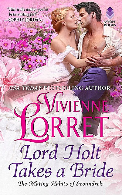 Lord Holt Takes a Bride, Vivienne Lorret