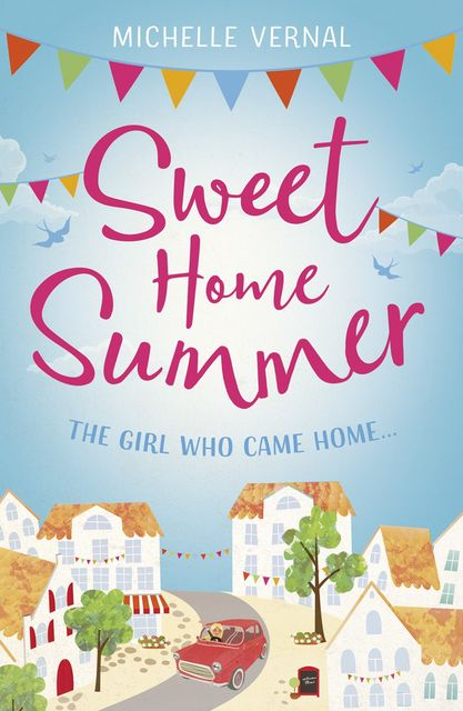 Sweet Home Summer, Michelle Vernal