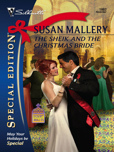The Sheik and the Christmas Bride, Susan Mallery