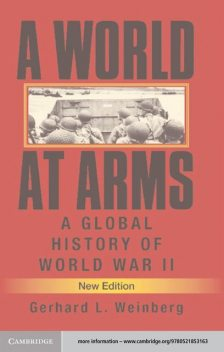 A World at Arms, Gerhard L. Weinberg