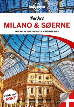 Lonely Planet Pocket Milano & Søerne, Lonely Planet