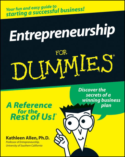 Entrepreneurship For Dummies, Kathleen Allen