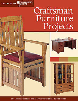 Craftsman Furniture Projects (Best of WWJ), Not Available