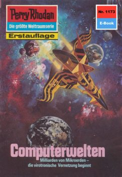 Perry Rhodan 1173: Computerwelten, Detlev G. Winter