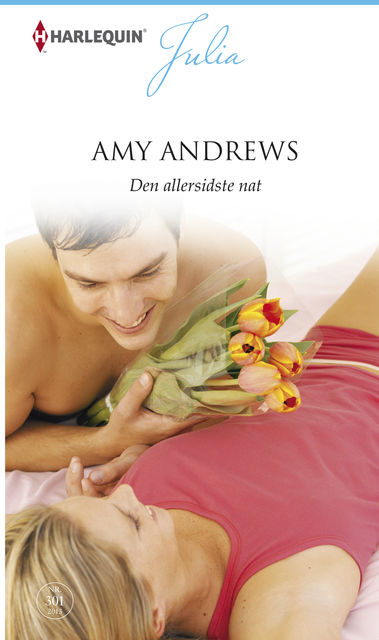 Den allersidste nat, Amy Andrews