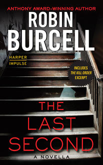 The Last Second, Robin Burcell