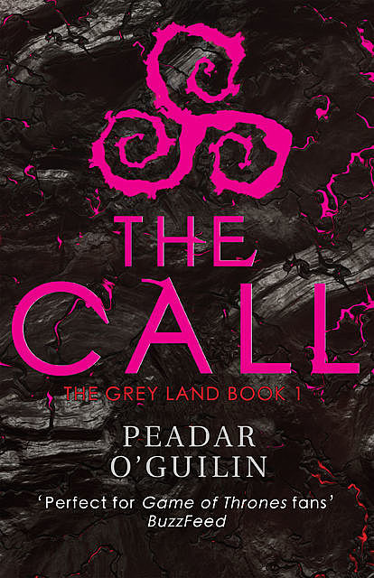 The Call, Peadar O'Guilin