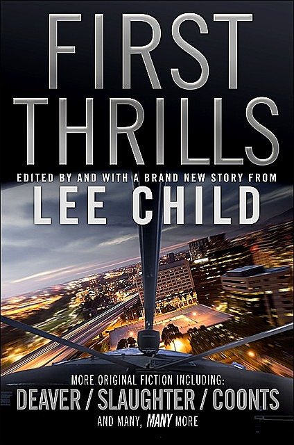 First Thrills, Jeffery Deaver, Lee Child
