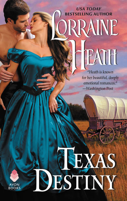 Texas Destiny, Lorraine Heath
