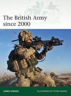 The British Army since 2000, James Tanner