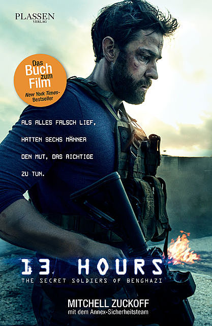 13 Hours, Mitchell Zuckoff