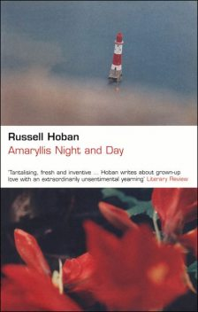 Amaryllis Night and Day, Russell Hoban