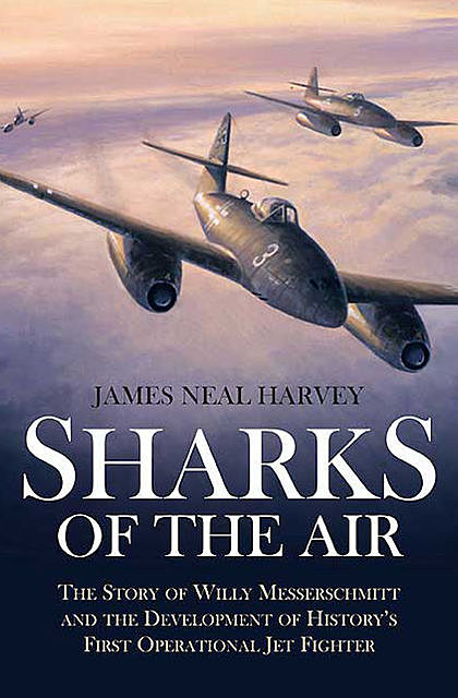 Sharks of the Air, James Harvey