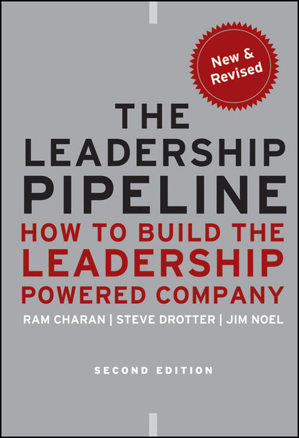 The Leadership Pipeline, Ram Charan