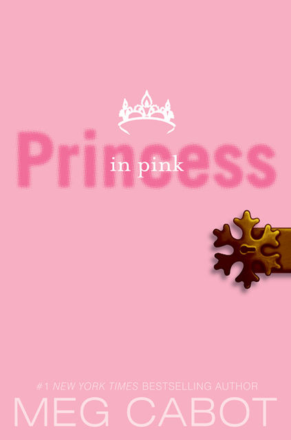 The Princess Diaries, Volume V: Princess in Pink, Meg Cabot
