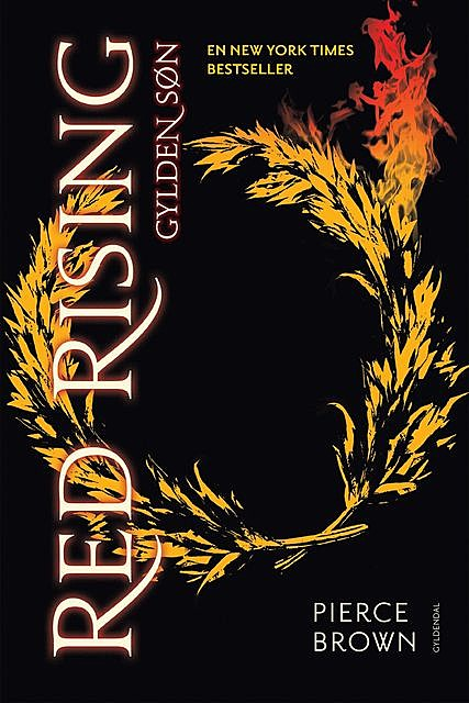 Red Rising 2 – Gylden søn, Pierce Brown