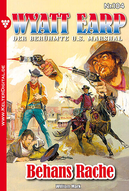 Wyatt Earp 104 – Western, William Mark