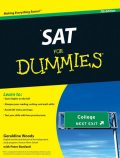 SAT For Dummies, Geraldine Woods