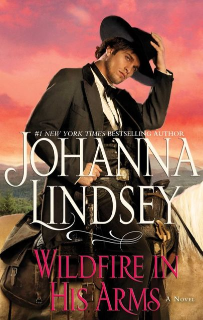 Wildfire in His Arms, Johanna Lindsey