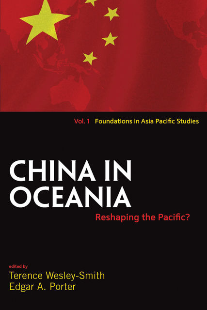 China in Oceania, Terence Wesley-Smith