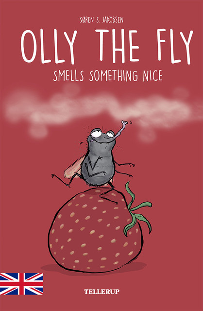 Olly the Fly #1: Olly the Fly Smells Something Nice, Søren Jakobsen