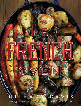Le French Oven, Hillary Davis
