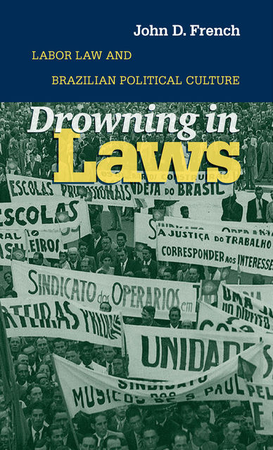 Drowning in Laws, John French