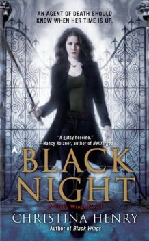 Black Night, Christina Henry