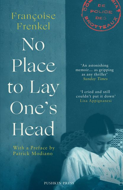 No Place to Lay One's Head, Françoise Frenkel