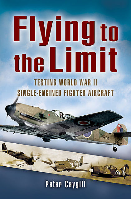 Flying to the Limit, Peter Caygill