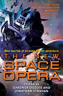 The New Space Opera, Gardner Dozois, Jonathan Strahan
