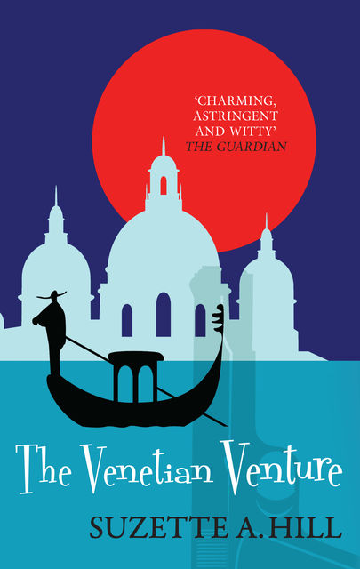 The Venetian Venture, Suzette A.Hill