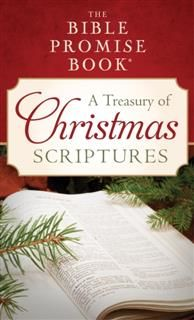 Bible Promise Book: A Treasury of Christmas Scriptures, JoAnne Simmons