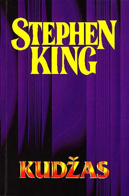 Kudžas, Stephen King