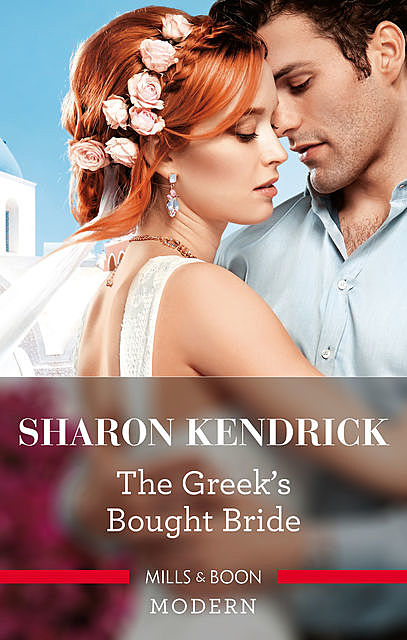 The Greek's Bought Bride, Sharon Kendrick