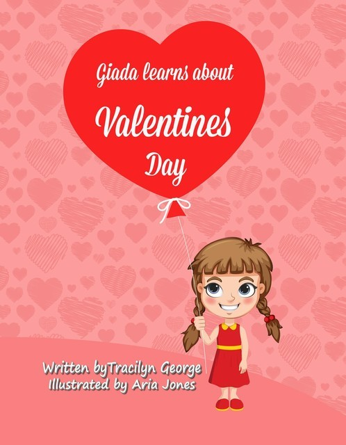 Giada Learns about Valentine's Day, Tracilyn George