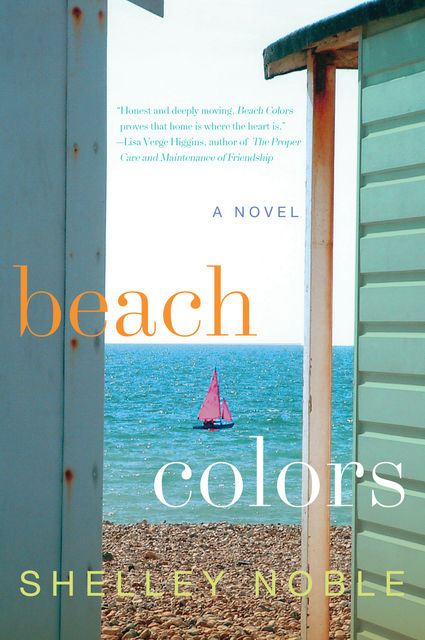 Beach Colors, Shelley Noble