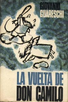 La vuelta de Don Camilo, Giovanni Guareschi