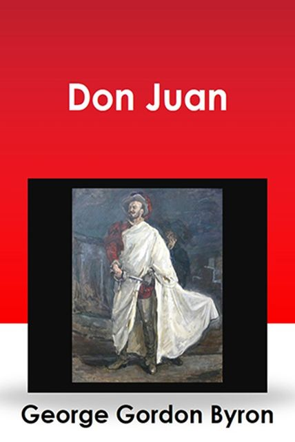 Don Juan, George Byron