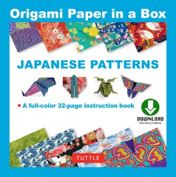 Origami Paper – Japanese Patterns, Francesco Decio