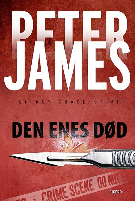 Den enes død, Peter James
