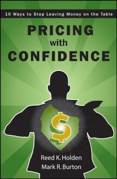 Pricing with Confidence, Reed Holden