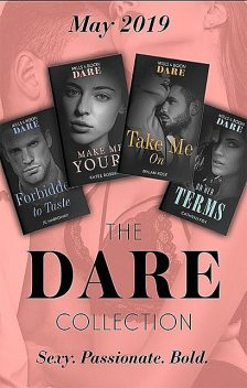 The Dare Collection May 2019, Cathryn Fox, Katee Robert, JC Harroway, Dylan Rose