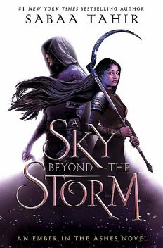 A Sky Beyond the Storm, Sabaa Tahir