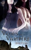 Vows of a Vampire, Ann Cory