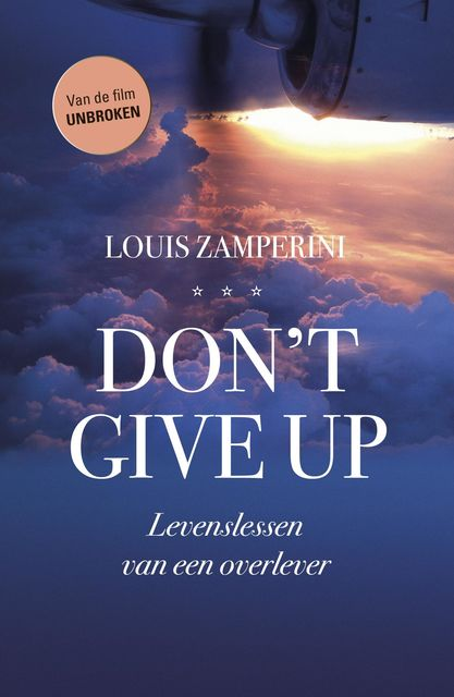 Don't give up, David Rensin, Louis Zamperini