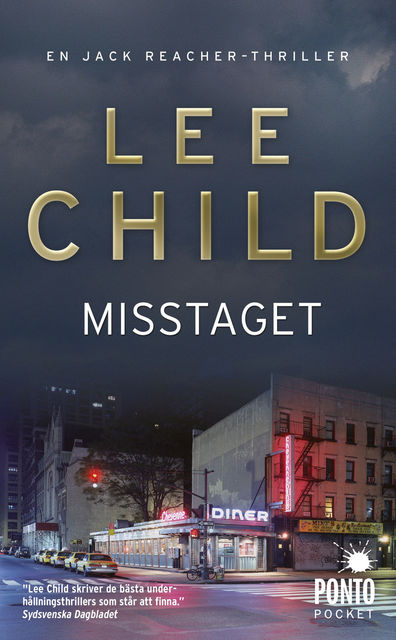 Misstaget, Lee Child