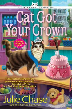 Cat Got Your Crown, Julie Chase