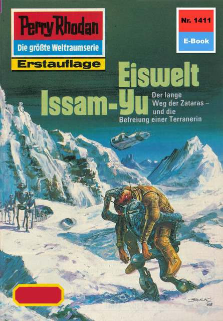Perry Rhodan 1411: Eiswelt Issam-Yu, Peter Griese